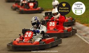 Kartódromo Internacional Granja Viana: Bateria de kart de 20 minutos para 1 pessoa no Kartódromo Internacional Granja Viana