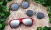 Earth Wood Polarized Sunglasses