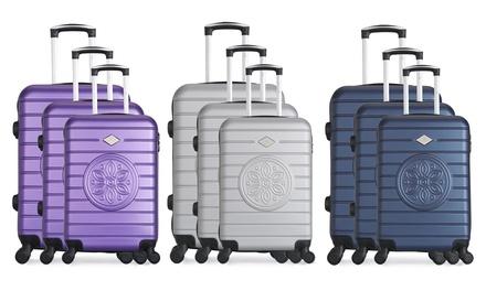 Set di 3 valigie Gerard Pasquier