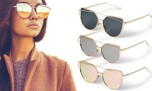 1, 2 ou 3 paires de lunettes de soleil pour femme, coloris au choix