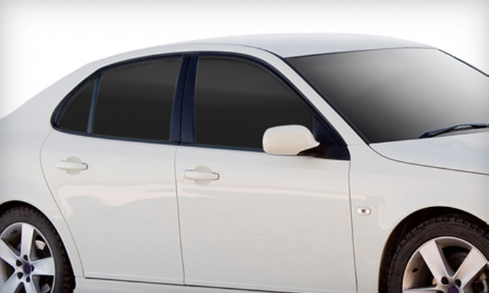 A&A Royal Auto Trim - Kansas City: $120 for Full Car Window Tinting at A&A Royal Auto Trim ($240 Value)