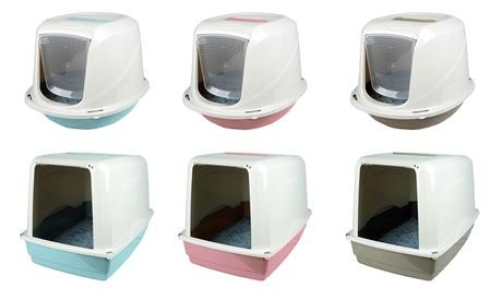 Lettiera per gatti disponibili in 4 modelli, 3 colori e con spedizione gratuita