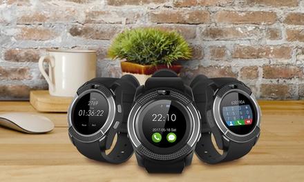 Reloj inteligente multifunción Smartek con opción a micro SD de 16 o 32 GB