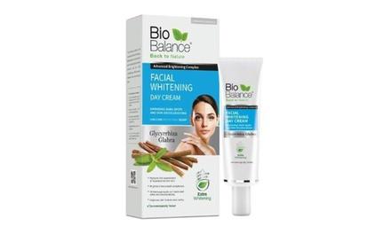 Crema facial blanqueadora Bio Balance