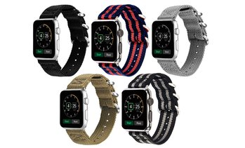 Aduro Buckle Band for Apple Watch Series 1, 2, 3, and 4