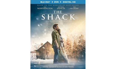 Pre-Order: The Shack on Blu-ray, DVD, and Digital HD