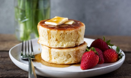 Choice of Japanese SoufflePancake Each for One ($9), Two ($18) or Four People ($36) at Soho Cafe Gelato (Up to $63.80)