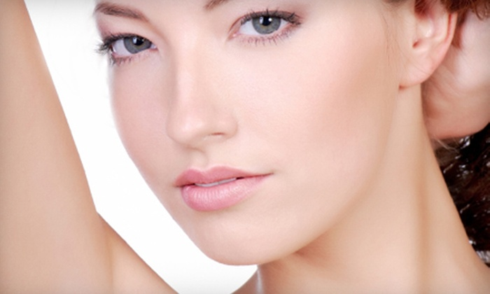 Oasis Med Spa and Laser Center - Oasis Med Spa and Laser Center: Laser Hair Removal with Facial Treatment at Oasis Med Spa and Laser Center (Up to 92% Off). Four Options Available.