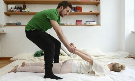 Massage Shiatsu de 30 ou 60 minutes chez Sentaku à Zaventem