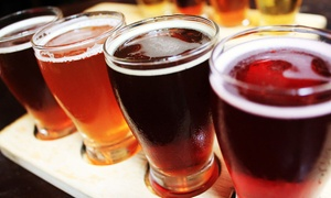Gulf Coast Brewery: Brewery Tours with Beers and Growlers for One, Two, Four, or Six at Gulf Coast Brewery (Up to 55% Off)
