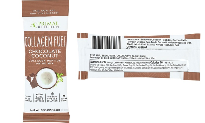 Up To 19% Off on Primal Kitchen Collagen Fuel | Groupon Goods
