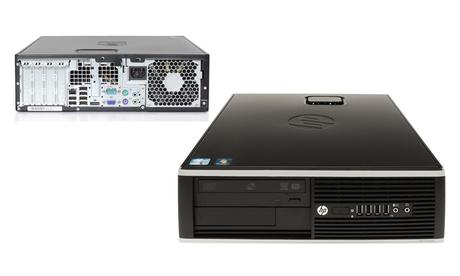 HP Compaq Elite 8200 SFF 2nd Gen Core i3 reacondicionado con envío gratuito