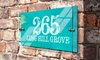 Fabness: Custom Standard or Acrylic Front Metal House Signs from Fabness (Up to 63% Off)