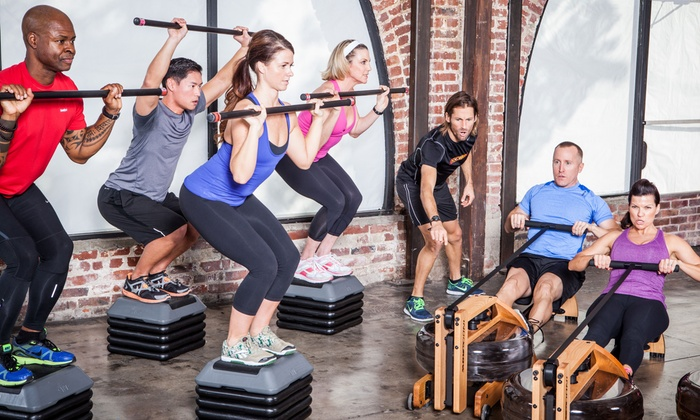 Jewish Community Center of Greater Baltimore - Jewish Community Center of Greater Baltimore: 5 or 10 Shockwave Fitness Classes at the Jewish Community Center of Greater Baltimore (Up to 59% Off)