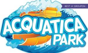 Acquatica Park: Ingresso Acquatica Park, il parco acquatico di Milano con scivoli e attrazioni, valido tutta l'estate(sconto fino a 31%)