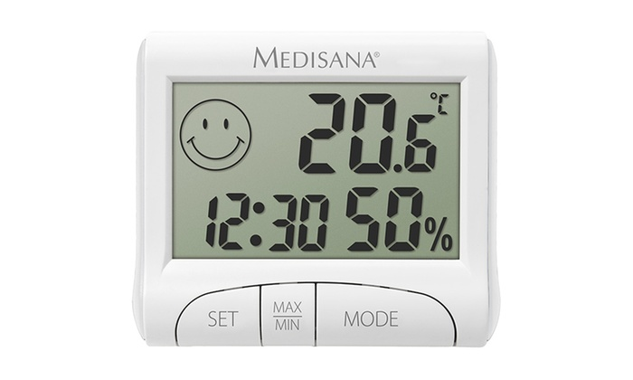 medisana hg 100 hygrometer groupon. Black Bedroom Furniture Sets. Home Design Ideas