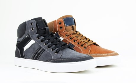 Harrison Men's Hightop Sneakers