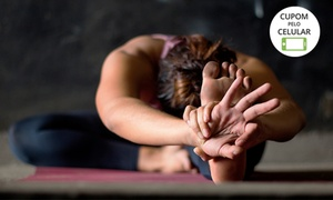 Oficina de Pilates: 1, 2 ou 3 meses de ioga na Oficina de Pilates – Brotas