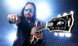 Ace Frehley: Ace Frehley on Friday, September 25, at 7 p.m.