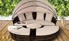 Rattan Sun Island Furniture Set