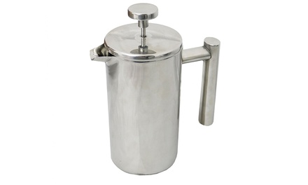 Stainless Steel Cafetiere French Press Coffee Maker 350ml