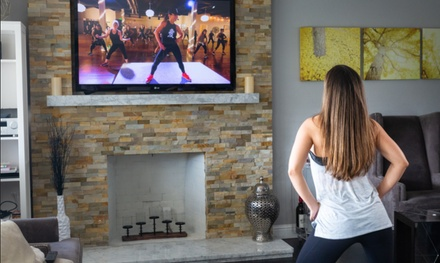 groupon.com - $14.99 for Live Online Dance Fitness Classes from WollenDance  ($24.99 Value)