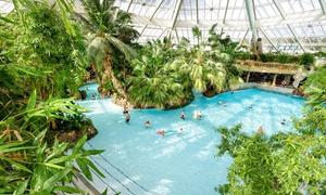 Center Parcs Bispinger Heide: Tageskarte für Badeparadies und Sauna inkl. Massage und Floating für Zwei im Center Parcs Bispinger Heide (46% sparen*)
