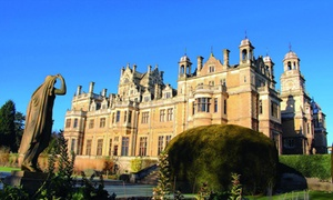 The Spa at Thoresby Hall: Spa Day with Two-Course Lunch and Coffee or Buck's Fizz for One or Two at The Spa at Thoresby Hall (Up to 41% Off)