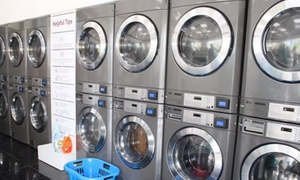 LAUNDRY LOUNGE DMCC: Up to 20 Washes of Up to Eight Kilogrammes Each at Laundry Lounge (Up to 56% Off)