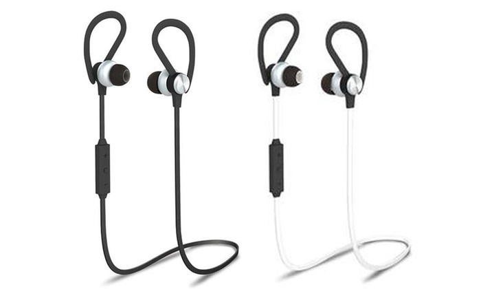 37fe167b7d4 POM Gear Pro2Go DX Wireless Bluetooth Earbuds | Groupon