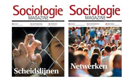 6, 9 of 12 nummers Sociologie Magazine, abonnement stopt automatisch