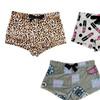 Women's Plush Shorts (4-Pack)