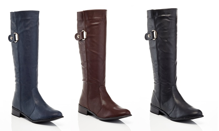 Henry Ferrera Detour Women's Riding Boots