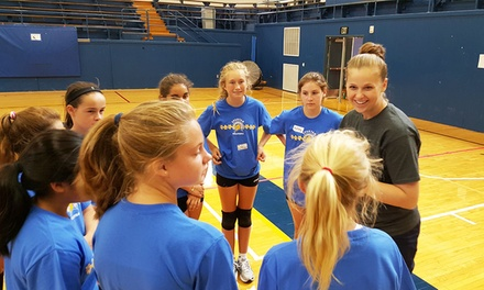 Volleyball Camps at San Jose State Volleyball Camps (Up to 48% Off). Multiple Dates Available.