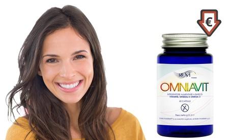 Fino a 6 confezioni di integratore multivitaminico Omega-3 EPA e DHA con...