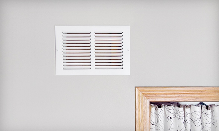 Duct Cleaning Services - San Antonio: $59 for a Full-House Air-Duct Cleaning from Duct Cleaning Services ($199 Value)