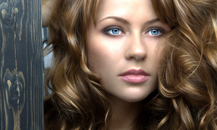 Only U Hair Spa - Downtown Oakville: Cut, Style, and Blow-Dry with Conditioning, Colour, or Highlights at Only U Hair Spa (Up to 61% Off)