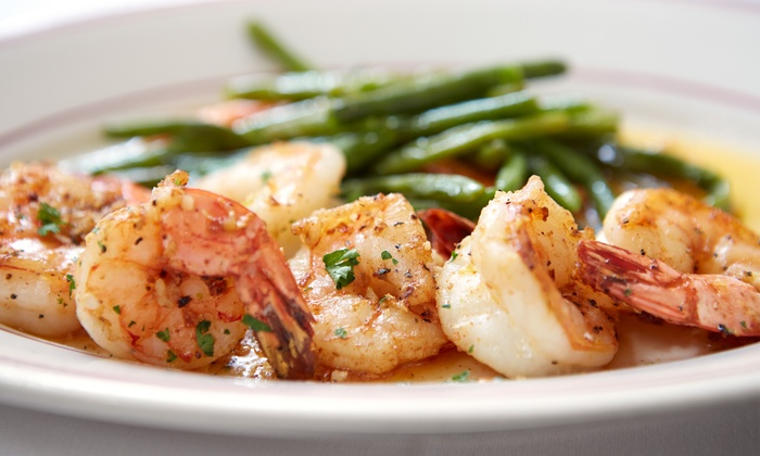 Shrimp House - Arcadia: $12 for $20 Worth of Seafood and Drinks at Shrimp House