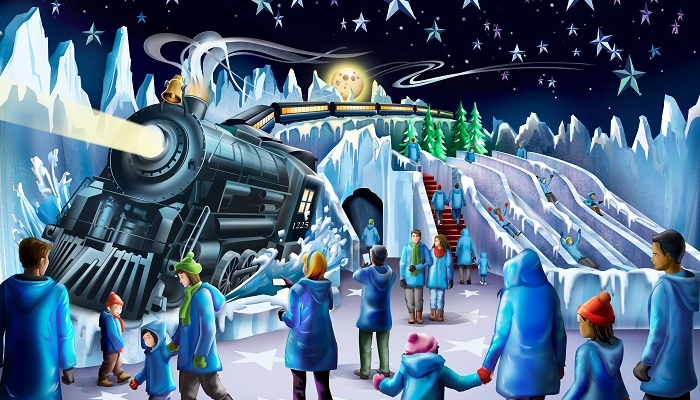 Gaylord Palms Orlando Christmas 2020 ICE! featuring THE POLAR EXPRESS™ at Gaylord Palms in   Kissimmee