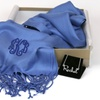 Up to 71% Off Personalized Sterling-Silver Necklace and Pashmina Scarf