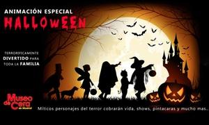 """Museo de Cera: Entrada de niño o adulto para el Museo de Cera """"Especial Halloween"""" del 26 de octubre al 1 de noviembre desde 6 €"""