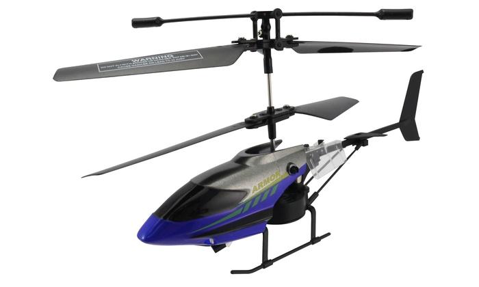 Groupon Goods Global GmbH: Hélicoptère RC télécommandé Mini Armour Hawk