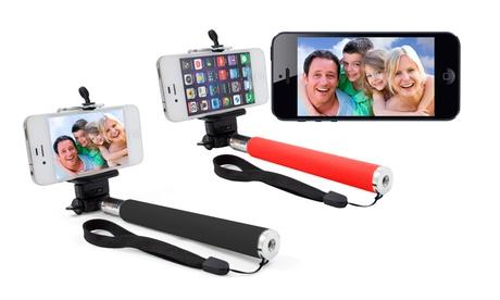 Monopod inalámbrico para selfies