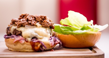 AED 100 or AED 210 Toward Food and Drinks at U-Turn Diner (Up to 53% Off)