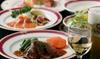山梨/富士の麓のペンションで某旅行サイト4.9のフルコースディナーを/1泊2食