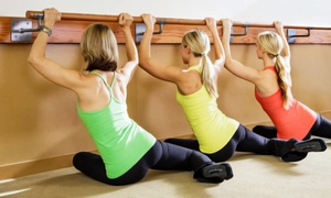 One Month Of Unlimited Barre Classes For One Or Two At The Dailey Method (up To 55% Off)
