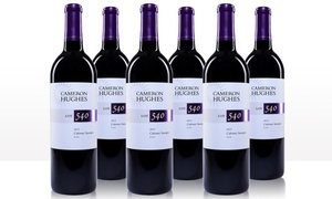 Cameron Hughes Wine Lot 540 Lodi Cabernet Sauvignon (6-Pack)