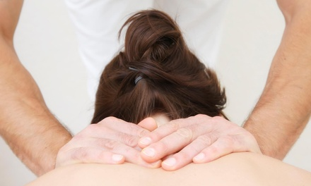 An 60-Minute Acupressure Massage at Crystalline / AWAKEN (44% Off)