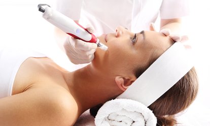 One, Two or Three Sessions of Microneedling with Facial at Clinique Jouvence (Up to 63% Off)