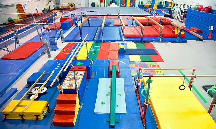 Jersey Shore Gymnastics Academy - Hamilton: Kids Gymnastics Summer Camp at Jersey Shore Gymnastics Academy (Up to 46% Off). Four Options Available.